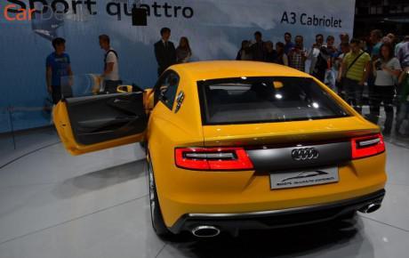 Audi Quattro  '2012