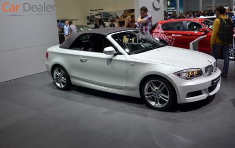 BMW 1 Series  '2013