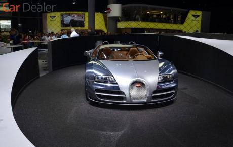 Bugatti Veyron  '2013