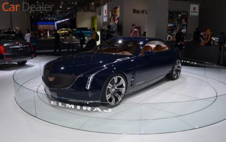Cadillac Elmiraj  '2012