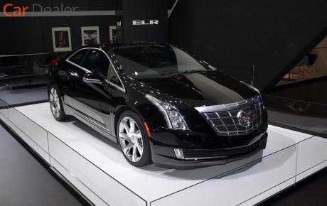 Cadillac Eldorado  '2012
