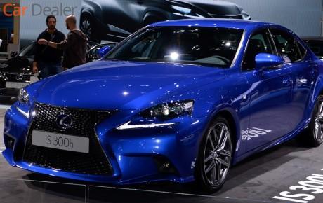 Lexus IS  '2012
