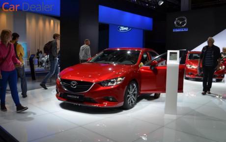 Mazda Mazda6  '2012