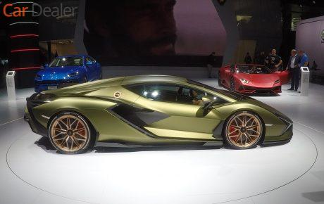 Lamborghini Aventador  '2012